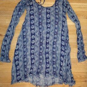Tribal Flowy Dress